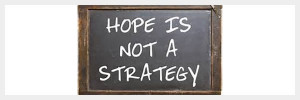 Hope is not a Strategy! Joint Planning for Strategic Alliances